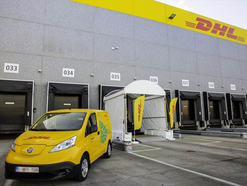 Festive Grand Opening of New DHL Hub at Brussels Airport